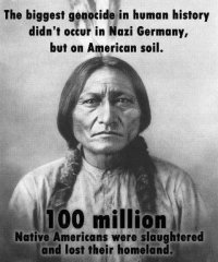 Never Forget - The Native American Genocides